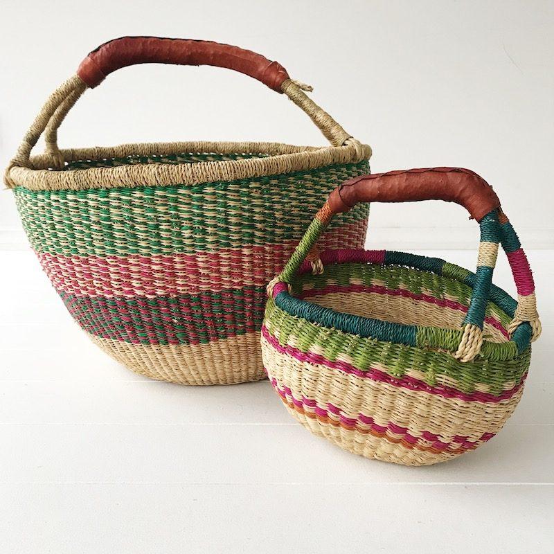 Mama Mini Basket Set Strawberry
