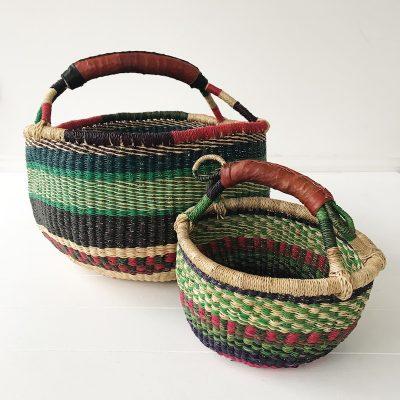 Mama Mini Basket Set Watermelon