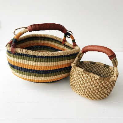 Mama Mini Basket Set Woodland