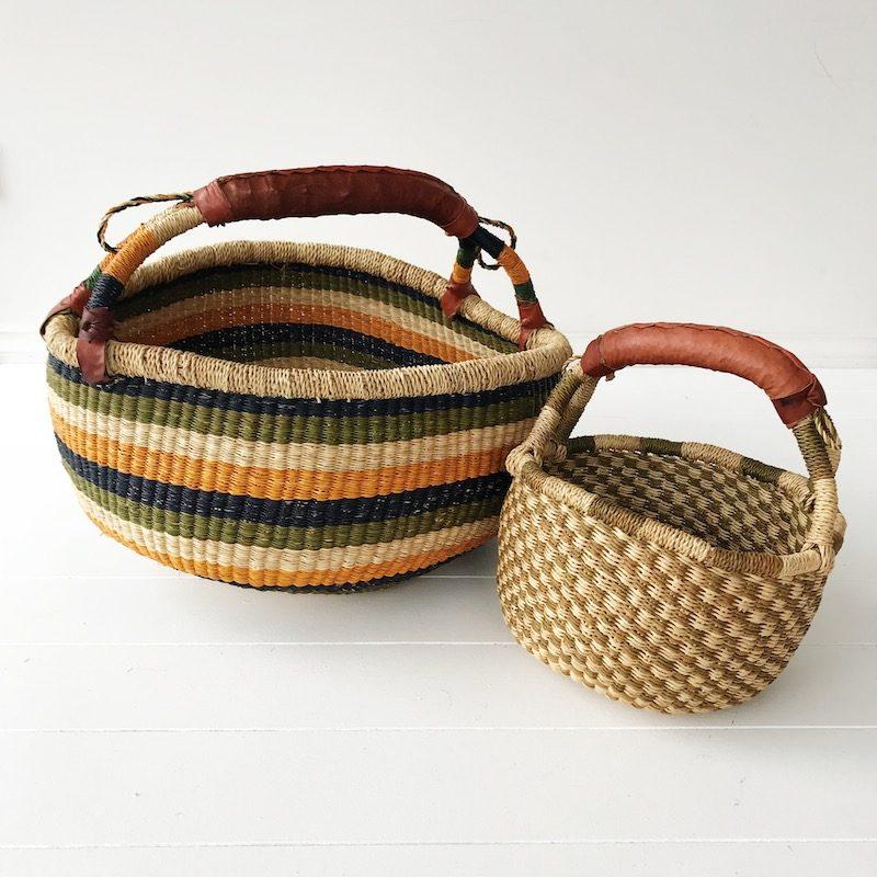 Mama Mini Basket Set Woodland
