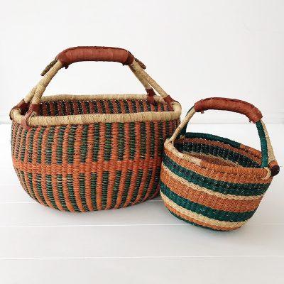 Mama Mini Basket Set Nutmeg Collective Sol