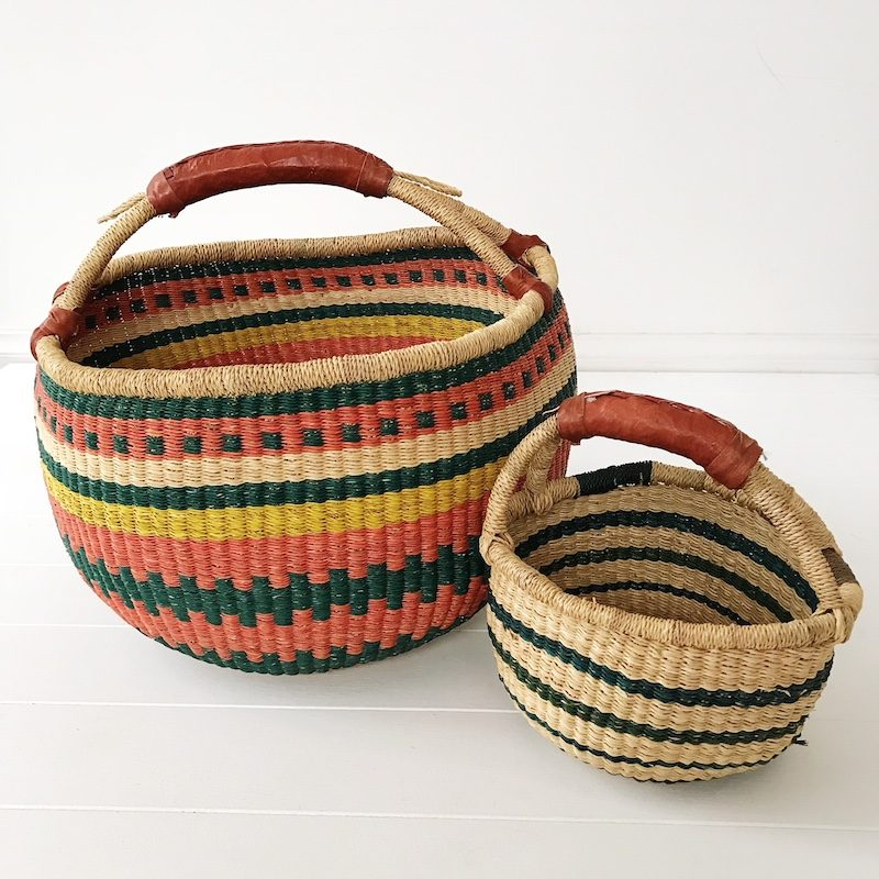 Mama Mini Basket Set Maple Collective Sol