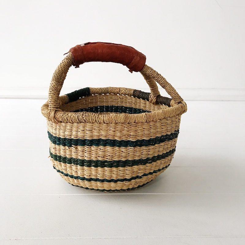 Maple Mini Market Basket Collective Sol