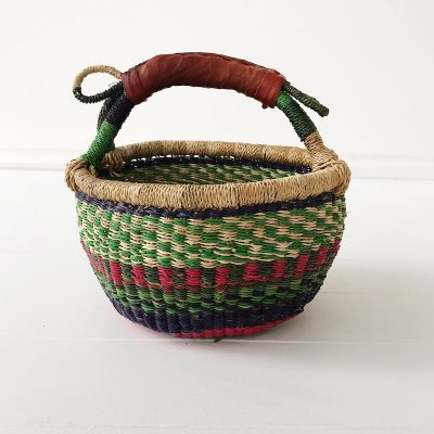 Watermelon Mini Market Basket Collective Sol