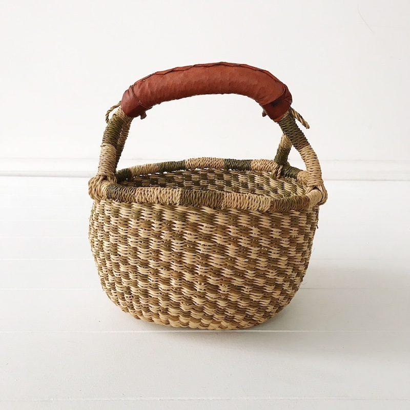 Woodland Mini Market Basket Collective Sol