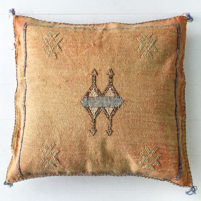 Collective Sol Cactus-Silk-Cushion-Peach-11