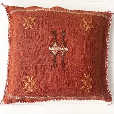Collective Sol Cactus Silk Cushion Cover CHF48001-59