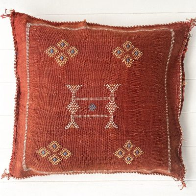 Collective Sol Cactus Silk Cushion Cover CHF48001-64