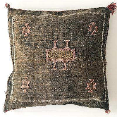 Cactus Silk Cushion Collective Sol