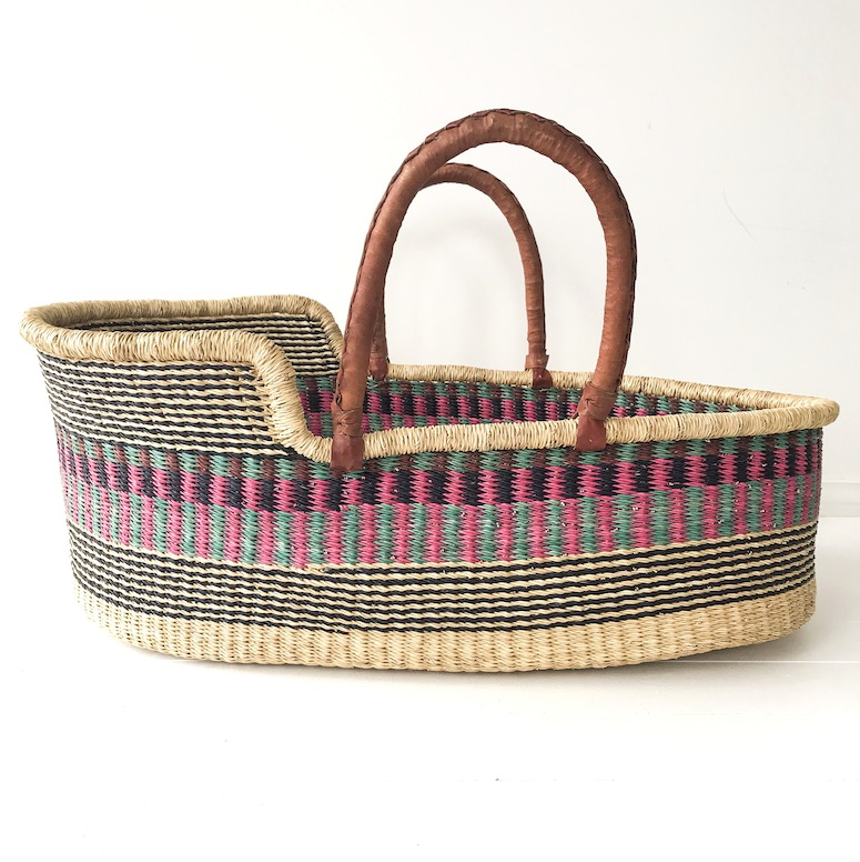 Lyla Moses Basket Collective Sol