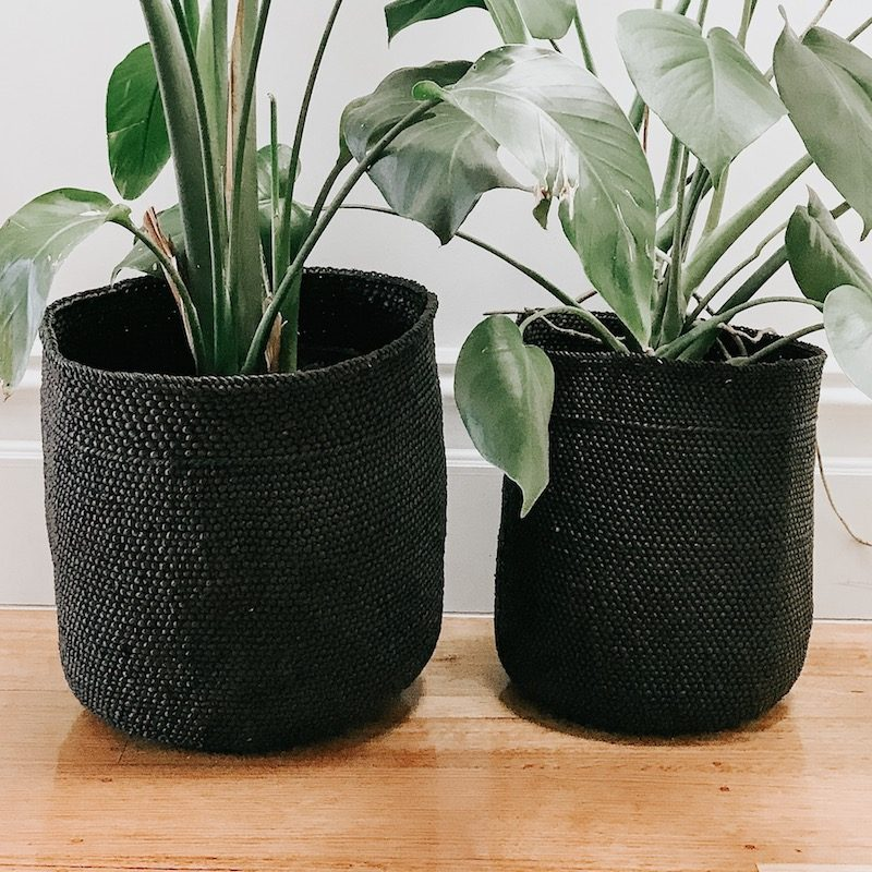 Black-Planter-Baskets-Collective-Sol