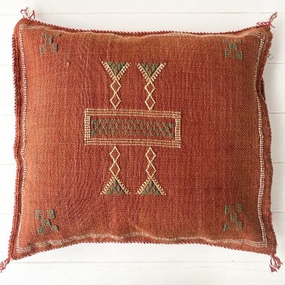 Collective Sol Cactus Silk Cushion Cover CHF48001-66