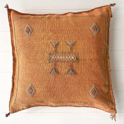 Collective Sol Cactus Silk Cushion Cover CHF48001-75