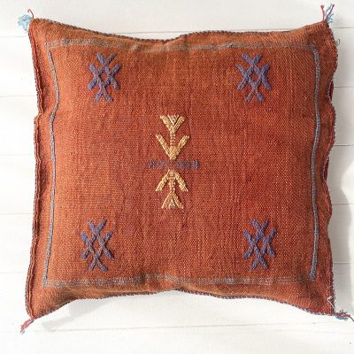Collective Sol Cactus Silk Cushion Cover CHF48001-63
