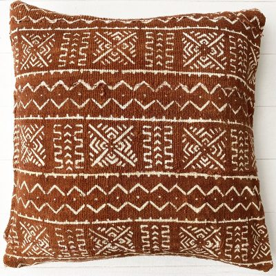 Collective Sol Terracotta Cushion Style 1