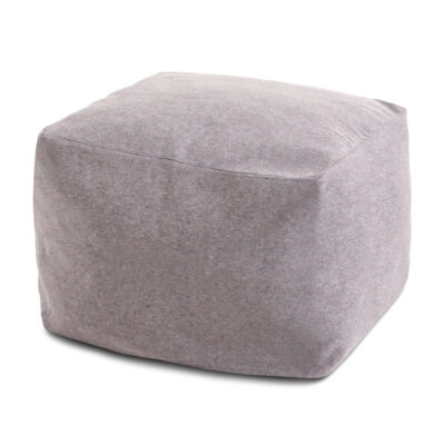 Sorrento Grey Ottoman Footstool CHF30022-1