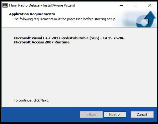 (2) Install MSVC++ 2017 (If not currently installed).png