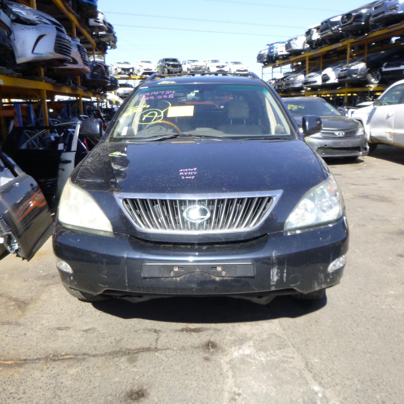 View Auto part F/Bar Reinforc/Brack Lexus Rx Series 2007