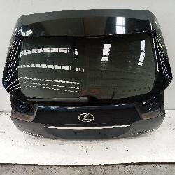 View Auto part Bootlid/Tailgate Lexus Rx Series 2007
