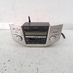 View Auto part Radio/Cd/Dvd/Sat/Tv Lexus Rx Series 2007