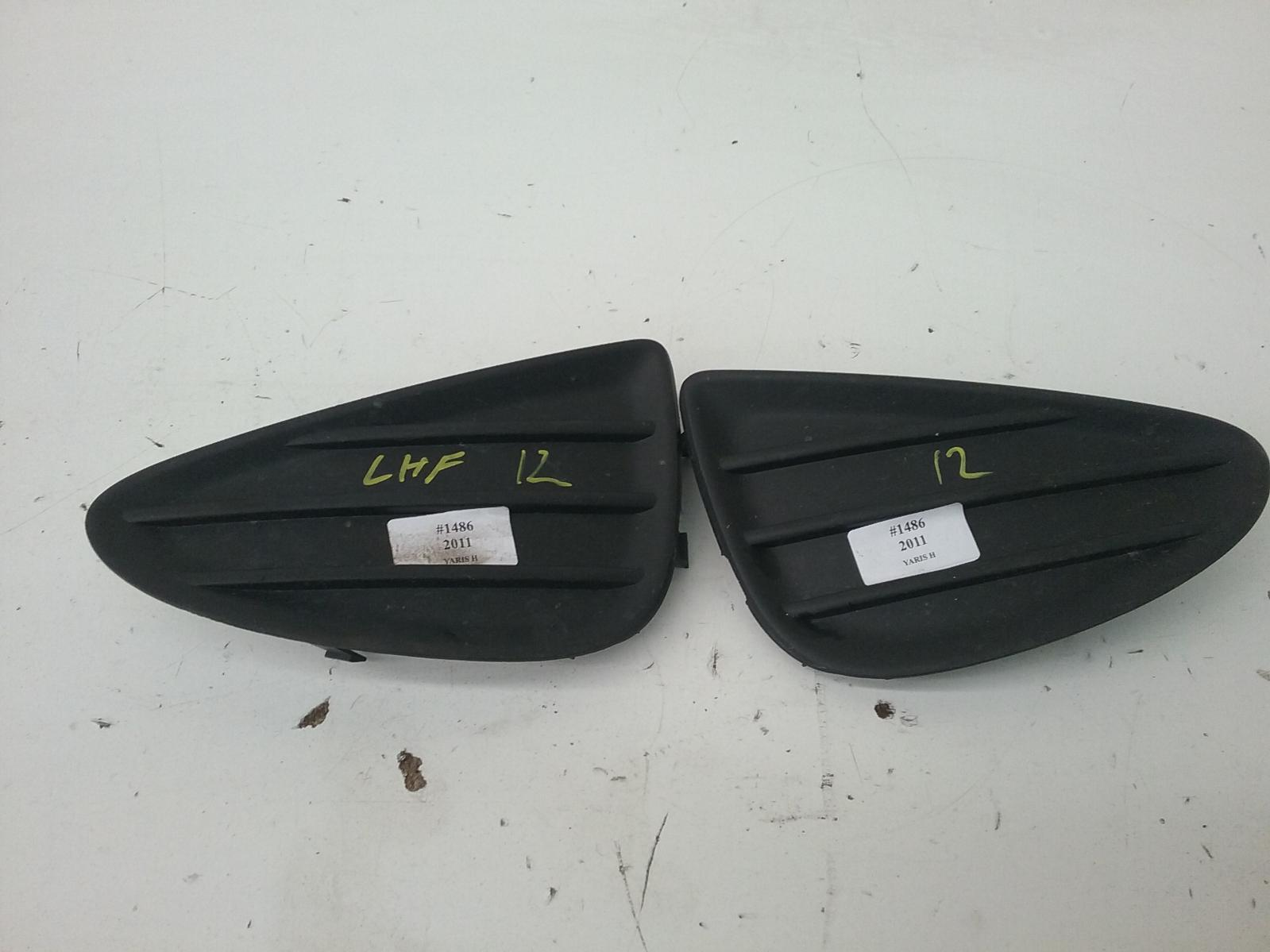 View Auto part Right Indicator/Fog/Side Toyota Yaris 2011
