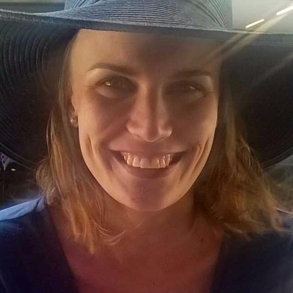Portrait of Alison Barham