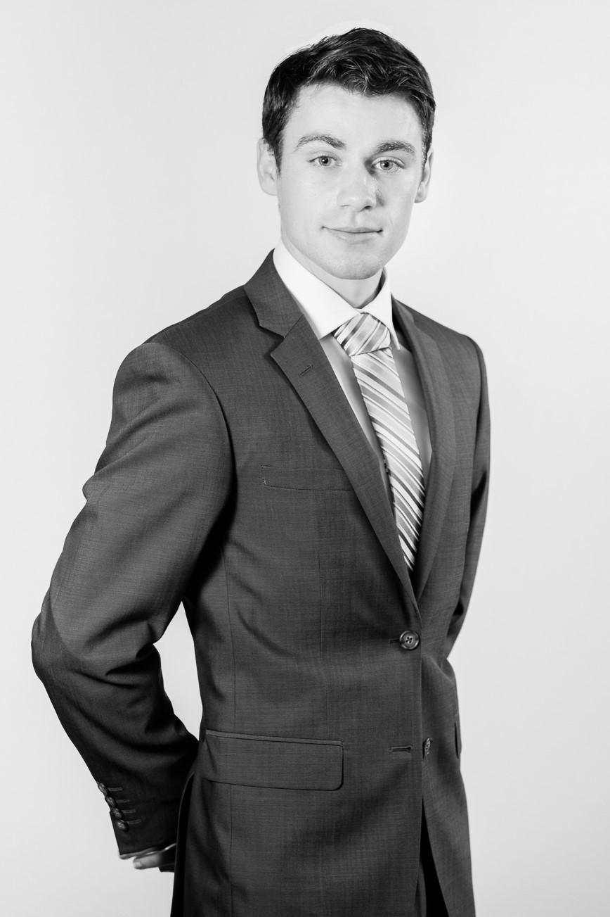 Portrait of Caleb Fellowes