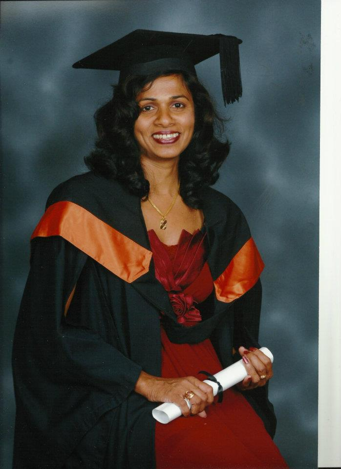 Portrait of Ruvini Nirosha Perera