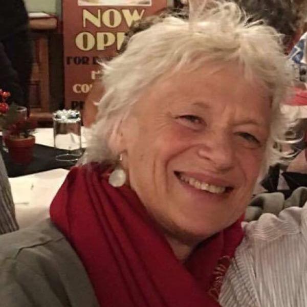 Portrait of Susan Langham