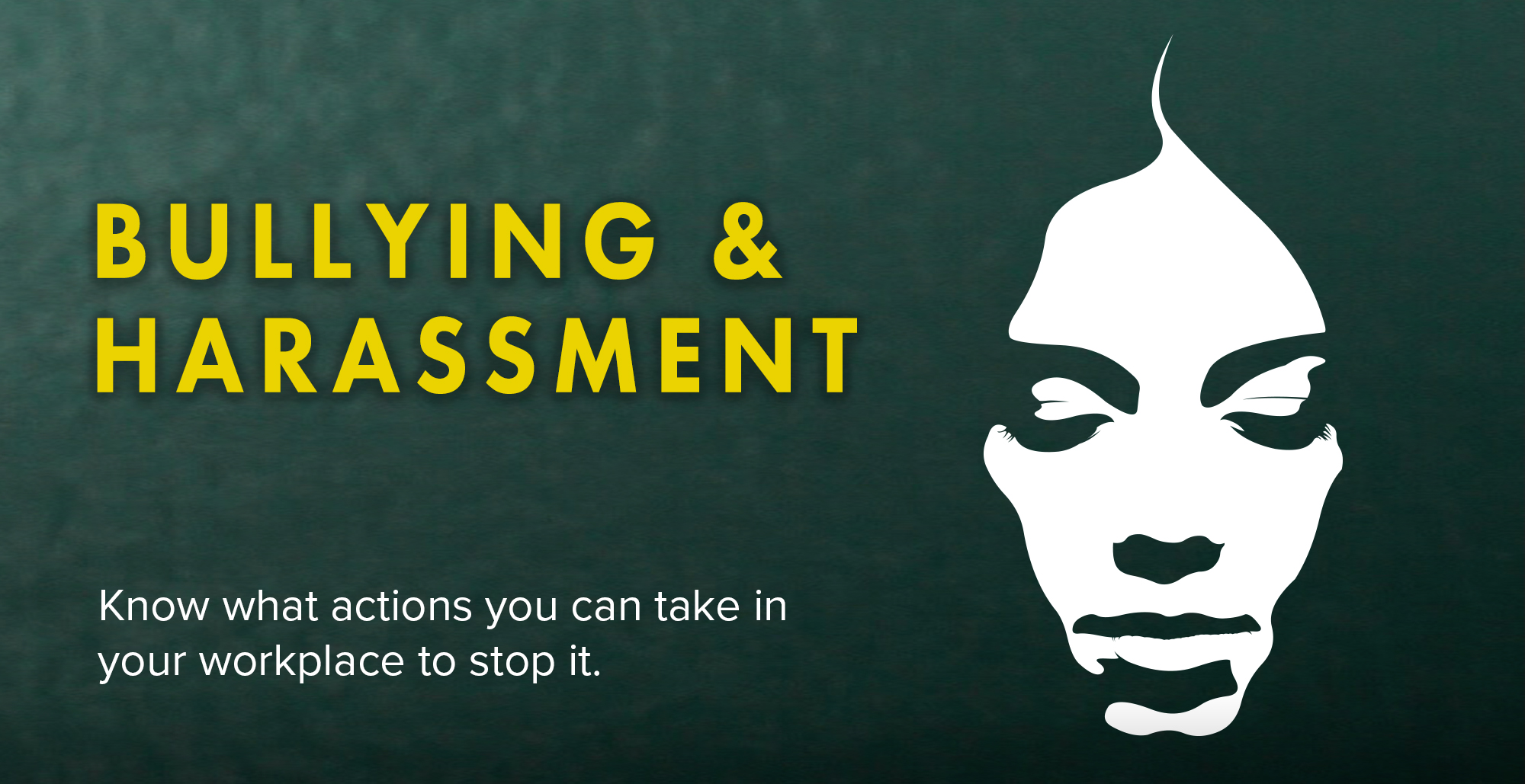 Cover image for: 'Bullying and Harassment'