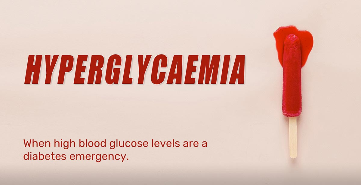 Cover image for: 'Diabetes Emergencies: Hyperglycaemia'