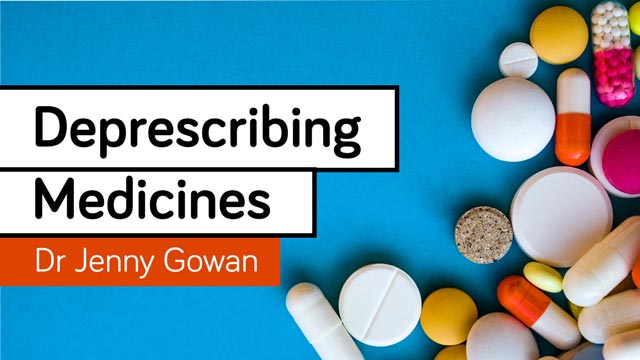 Image for Deprescribing Medicines