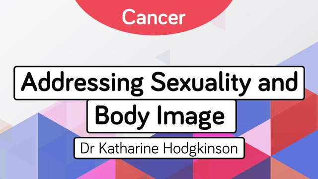 Cover image for: Cancer: Addressing Sexuality and Body Image