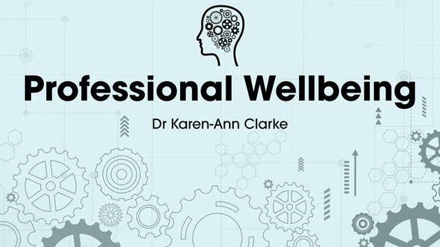 Image for Professional Wellbeing