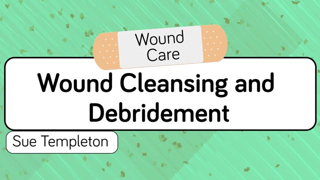 Image for Wound Cleansing and Debridement