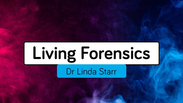 Image for Living Forensics