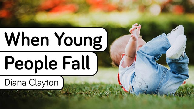 Image for When Young People Fall