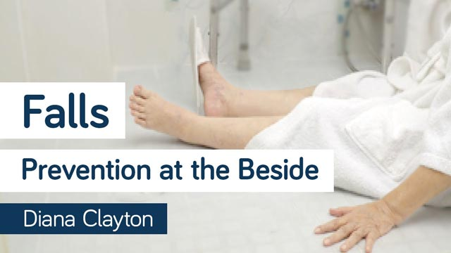 Image for Falls Prevention at the Bedside