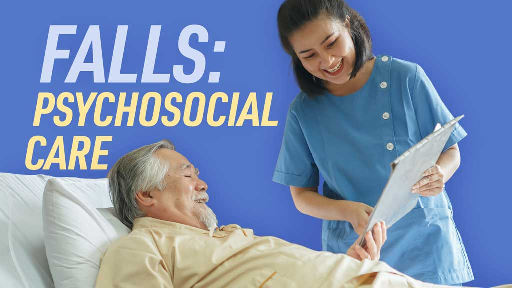 Cover image for: Falls: Psychosocial Care