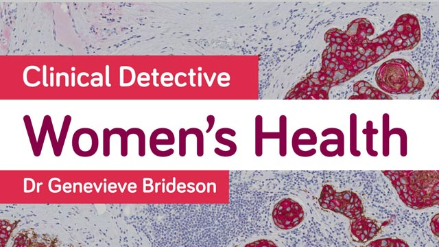 Image for Clinical Detective: Women's Health