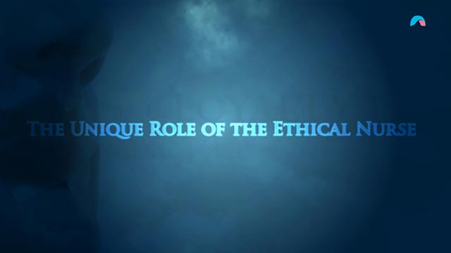 Cover image for: The Unique Role of the Ethical Nurse