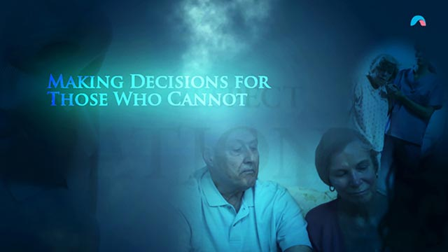 Cover image for: Making Decisions for Those Who Cannot