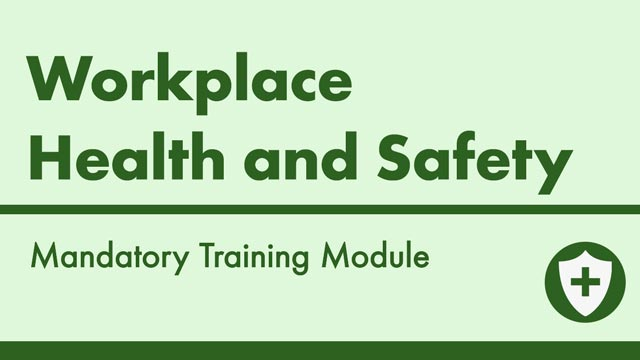 Image for Workplace Health and Safety