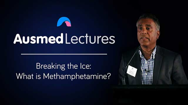Cover image for lecture: Breaking the Ice: What is Methamphetamine?