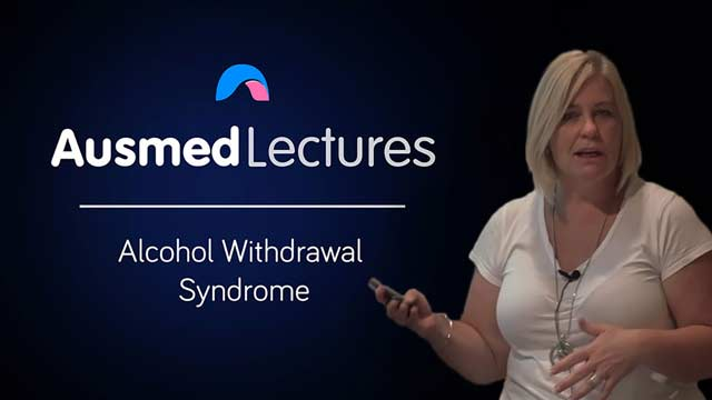 Cover image for lecture: Alcohol Withdrawal Syndrome