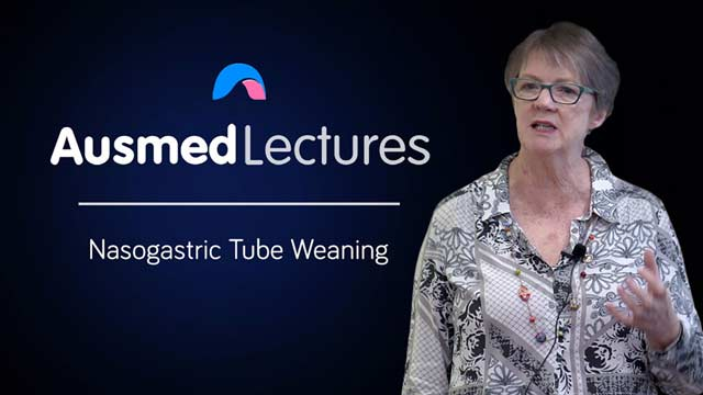 Cover image for lecture: Nasogastric Tube Weaning