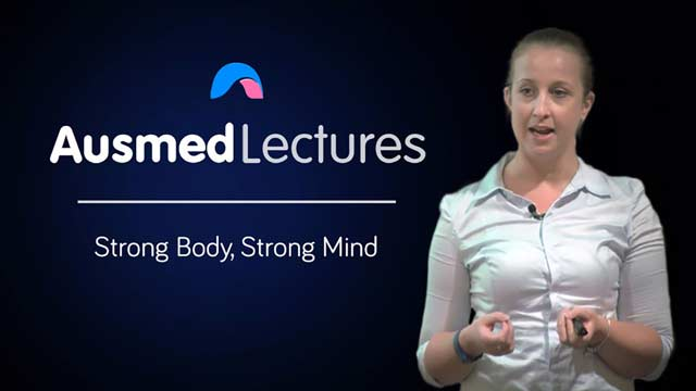 Cover image for lecture: Strong Body, Strong Mind