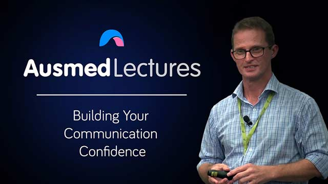 Cover image for lecture: Building Your Communication Confidence