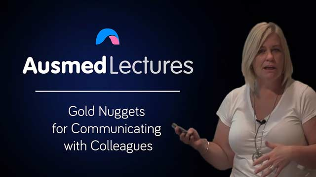 Cover image for lecture: Gold Nuggets for Communicating with Colleagues
