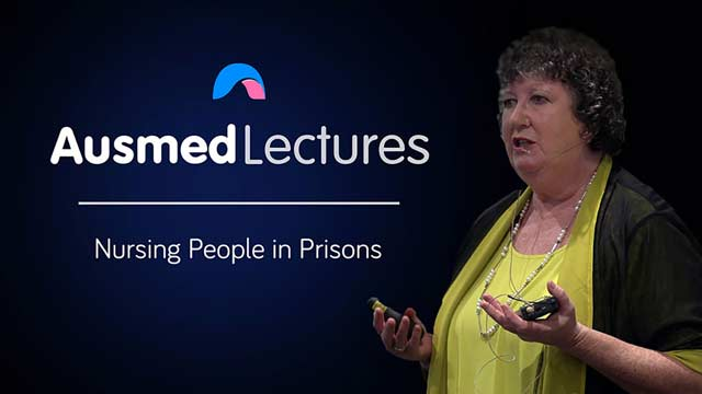 Cover image for lecture: Nursing People in Prisons